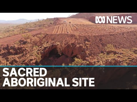 Report reveals Rio Tinto knew the significance of 46,000-year-old rock caves | ABC News from YouTube · Duration:  2 minutes 44 seconds