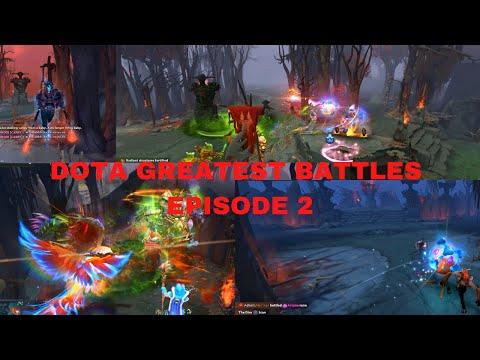 Dota 2 | Greatest Battles | Episode 2 | Showcase View