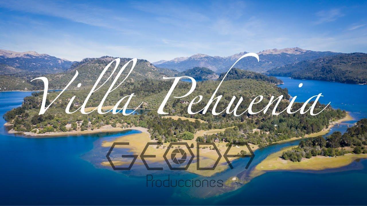 Villa Pehuenia - Patagonia Argentina - GEODA Producciones