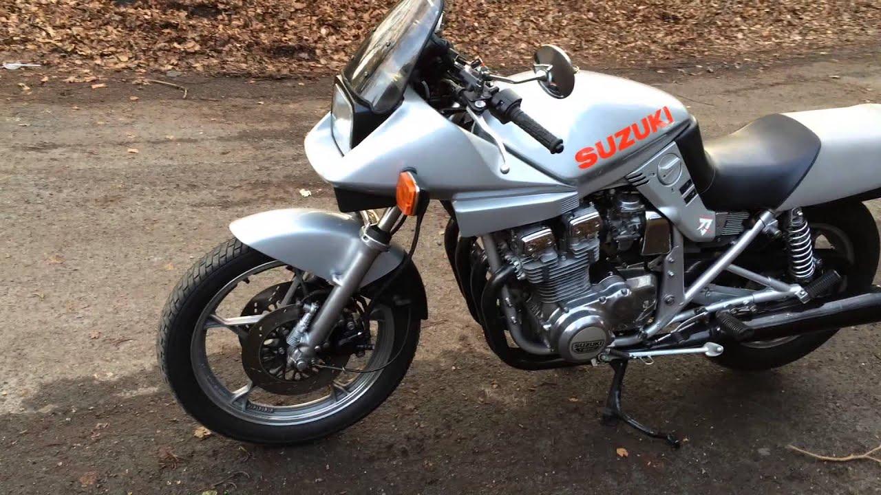 Тюнинг Suzuki GSX1100 Katana 1982 / Мото тюнинг / БайкПост