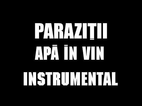 parazitii apa in vin)