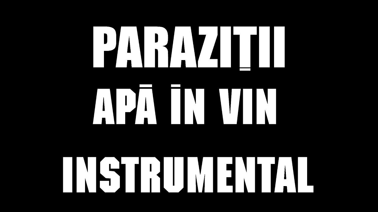 paraziți în vin