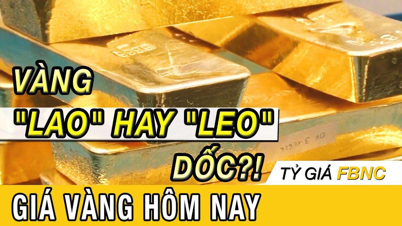 Giá vàng mới nhất hôm nay ngày 20/4/ 2020 | 50/50 chuyên gia trái quan điểm dự báo giá vàng tuần này