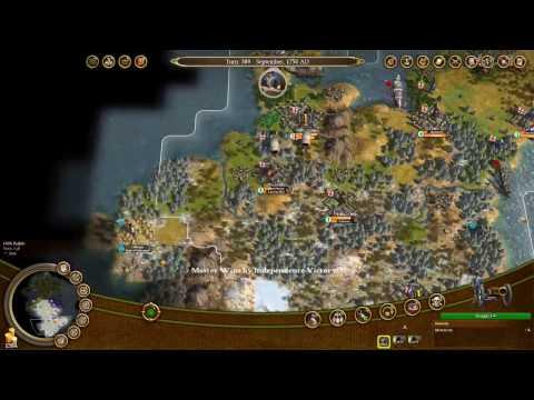 Sid Meiers Civilization 4 Colonization Quick Win View |