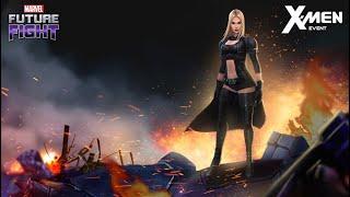 ❄️ Emma Frost Uniform ❄️ & The Sentinels 🤔 | Marvel Future Fight