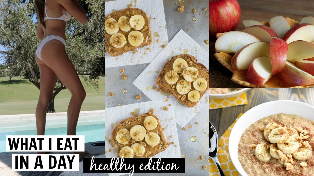 <div>WHAT I EAT IN A DAY (healthy & quick –  perfect for picky eaters) l Olivia Jade</div>