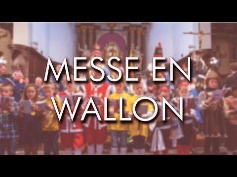 Canal C - Fête de Wallonie 2018 - Messe en wallon
