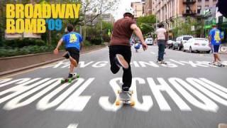 Broadway Bomb Race 2009: Longboarding NYC thumbnail