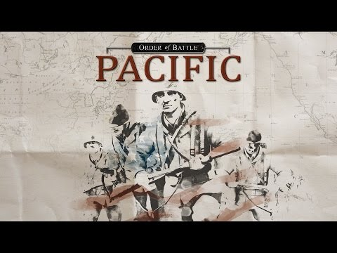 Order of Battle: Pacific Stream  - Deadly Raid on Marshall Islands!
