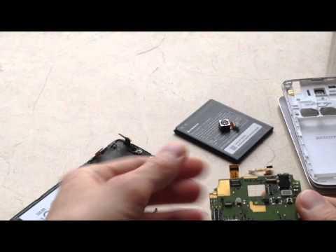 Запчасти Lenovo s650 - разборка