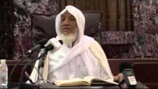 تفسير سورة المجادلة لفضيلة الشيخ عبدالله الشنقيطي