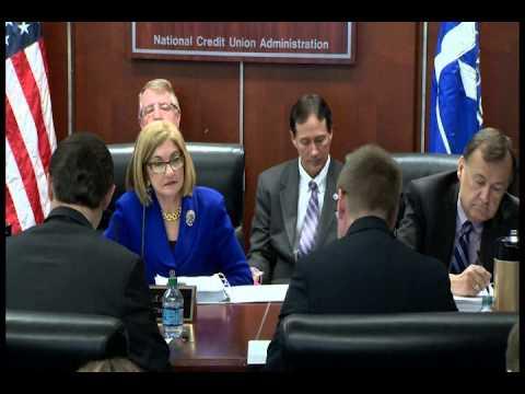 NCUA Board Meeting 1/15/15 - Revised RBC Proposal