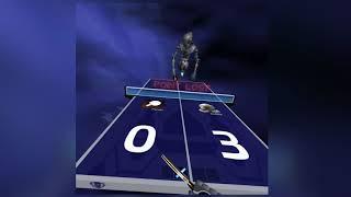 Racket fury on Oculus Go