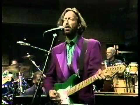 Eric Clapton & Robert Cray - Old Love
