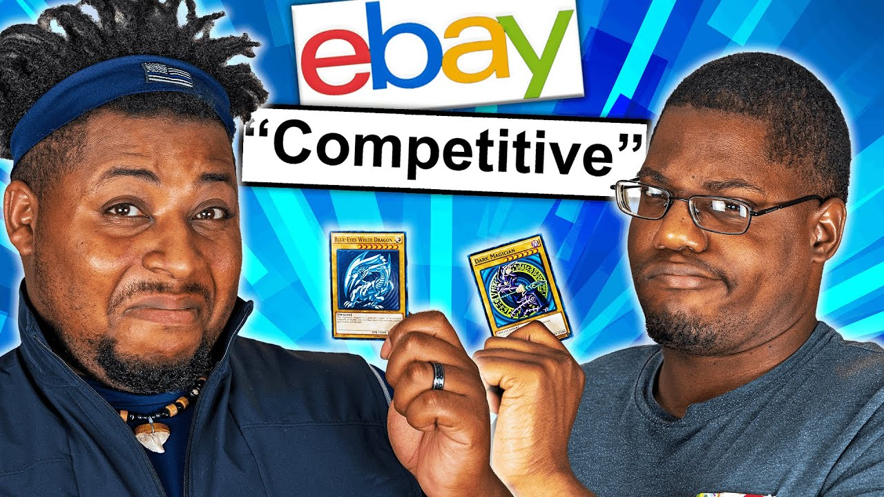 "Buying ""Tournament Ready"" Yugioh Decks on Ebay..."