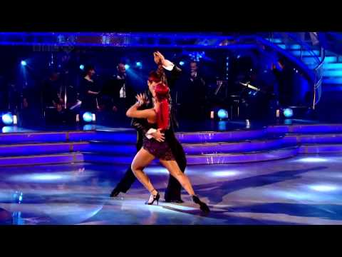 Matt Baker & Aliona Vilani  Argentine Tango  Strictly Come Dancing  Week 5