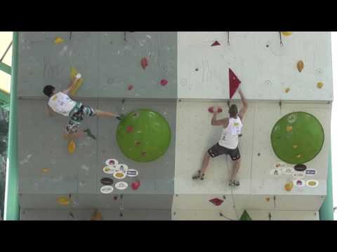 Rock Master 2016, Duel, Domen Skofic vs Jakob Schubert