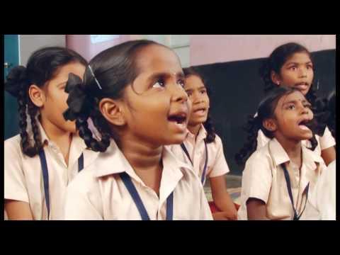 Teaching English phonetics in Primary classes - Tamil Nadu