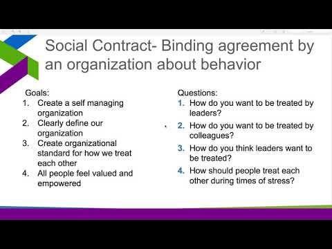 Social Contract Input