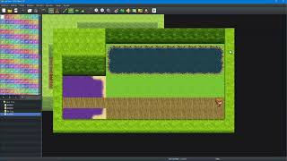 RPG MAKER MV · MIKIITO FOOTSTEP SOUND SYSTEM (TEST)