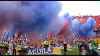 MEDELLIN 3 vs Tolima 1   Liga Aguila 2015/May/31  SEMIFINAL