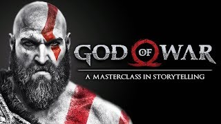 God of War - A Masterclass in Storytelling