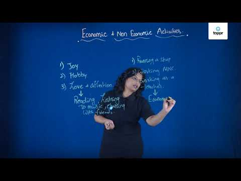 What are Economic Activities?: Characteristics, Examples and