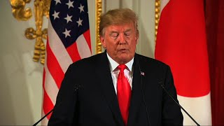 Trump 'not bothered' by NKorean missile launches