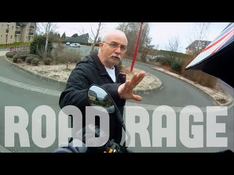 Best of angry french people //road rage//#1