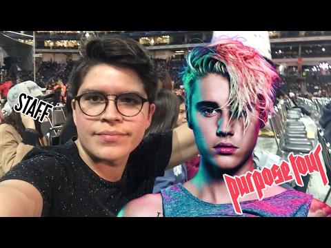VLOG: Justin Bieber's Purpose World Tour Monterrey