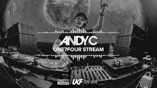 Andy C - One7Four Stream (DJ Set) - D&BTV: Locked In x UKF On Air