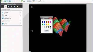 Ti-Nspire cas cx 3d-animierte Grafik-PtII