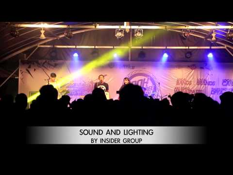 Couple at Ipoh Drug Free Youth - Sound and Lighting by Insider Group
