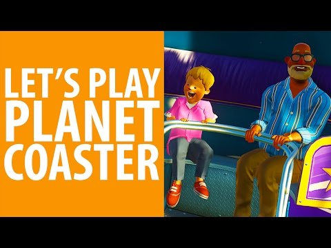 Planet Coaster Let's Play | Not an engineer