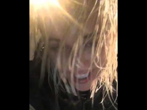 Miley Cyrus Instagram Video