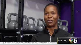 News Clip AMP Fitness