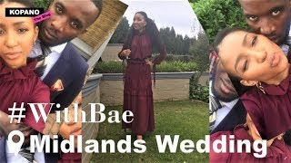 A Roadtrip, A Wedding & A Midlands Getaway | #WithBae | KopanoTheBlog