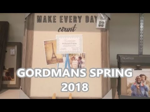 Gordmans Spring Home Decor | 2018 | Part2