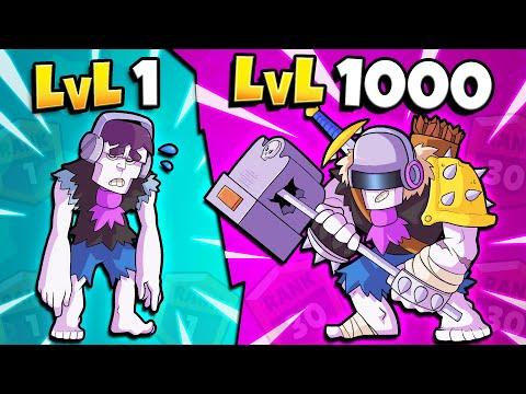 Frank From LvL 1 to LvL 1000! Rank 30 Frank Push!