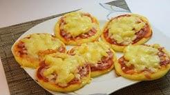 Gluteenittomat pikkupitsat - paras pizza resepti