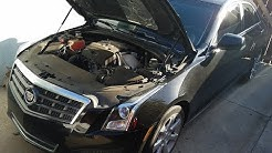 How To Change The Oil On a 2013 Cadillac ATS 2.0L