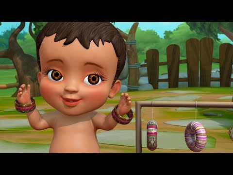 Gajulu Andi Gajulu  Telugu Rhymes for Children  Infobells