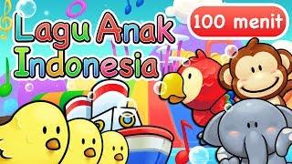 Video Lagu Anak Indonesia 100 Menit download MP3, 3GP, MP4, WEBM, AVI, FLV April 2018