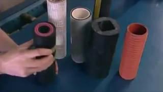 Как делают резиновые шланги, технология производства