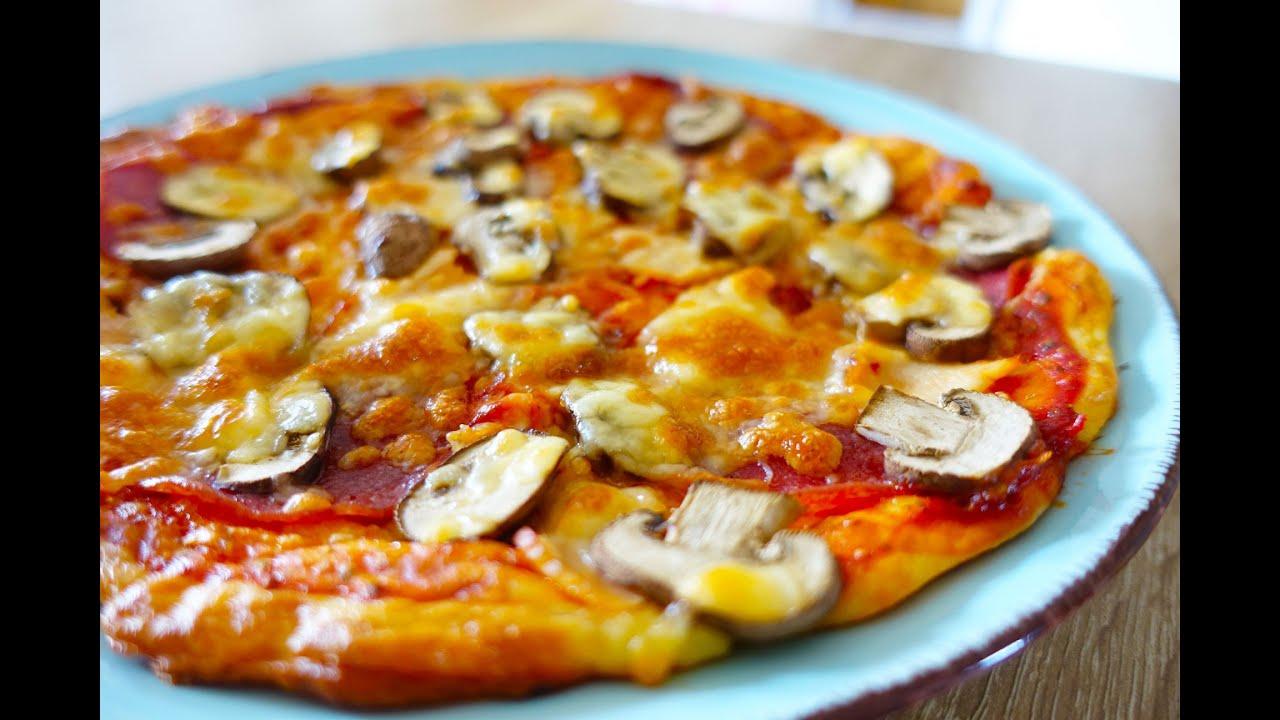 Pizza Low-Carb, sau Keto Pizza