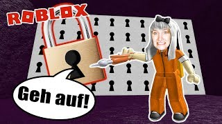 Roblox: NINA BRICHT NOT FROM PRISON OFF - How to open giant castle? Prison Escape