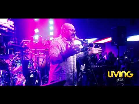 Oscar de Leon En Concierto Living Night Club Santiago de Cali