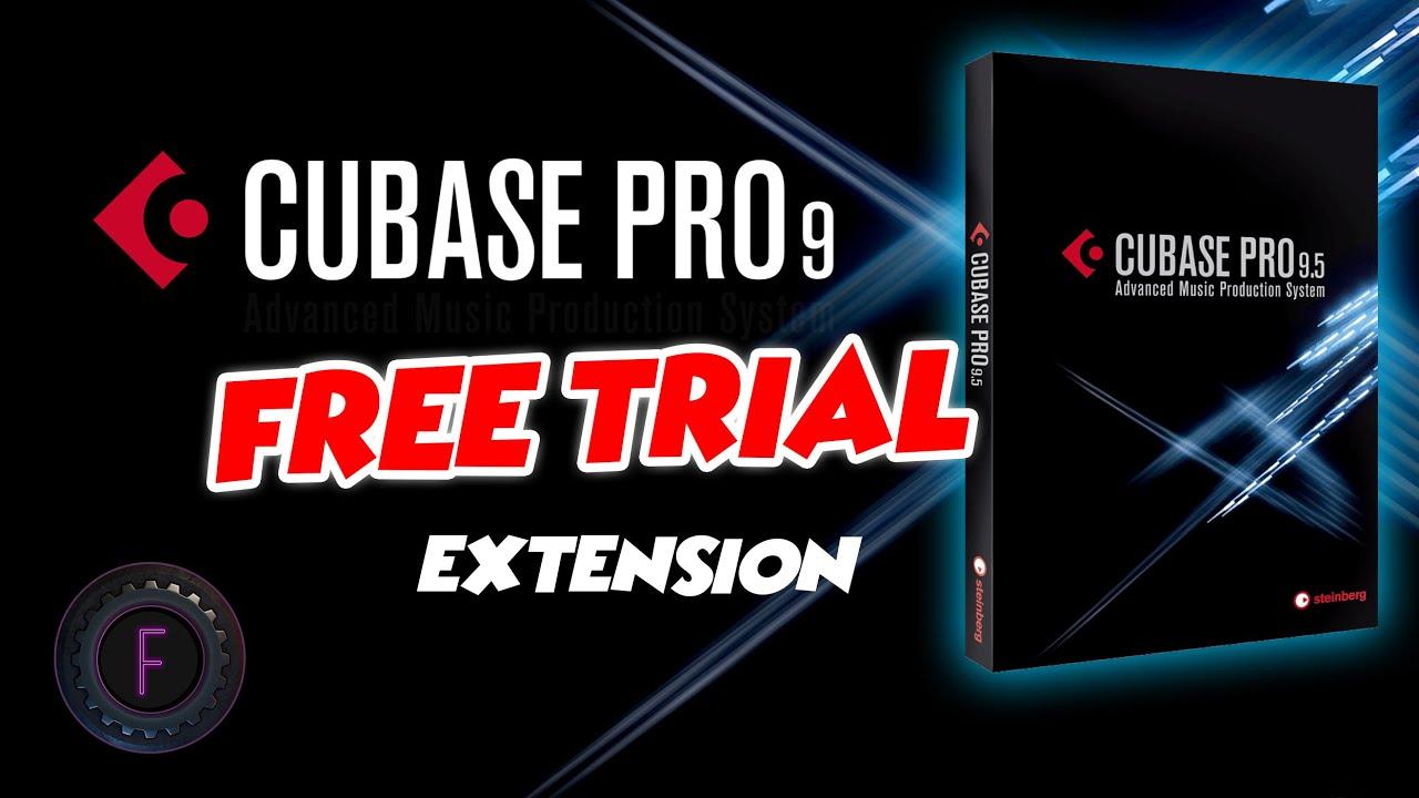 cubase pro trial download