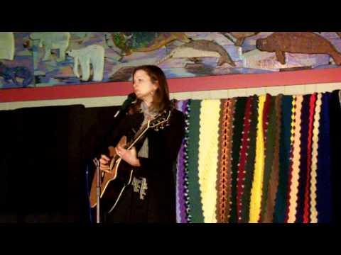 Carrie Newcomer in Seldovia
