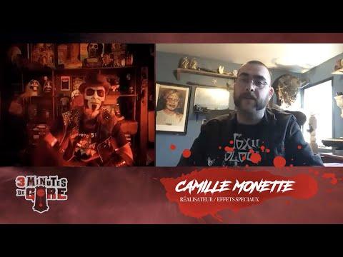 3 minutes de gore | Spécial quarantaine | Camille Monette de Gore Addict
